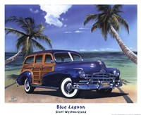 Blue Lagoon Fine-Art Print
