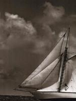 Sepia Sails II Fine-Art Print