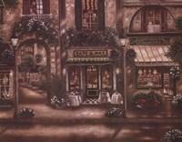 Gourmet Shoppes II Fine-Art Print