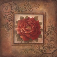 Sacred Rose I Fine-Art Print