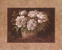 Garden Peonies II Fine-Art Print