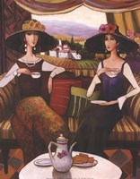 Tea Time  Center Fine-Art Print
