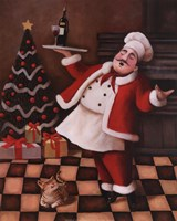Christmas Chef II Fine-Art Print