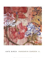 Mandarin Garden III Fine-Art Print