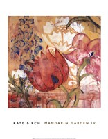 Mandarin Garden IV Fine-Art Print