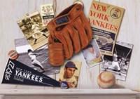 Vintage Yankees Fine-Art Print