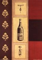 Wine Study I Fine-Art Print
