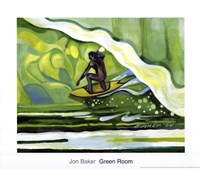 Green Room Fine-Art Print