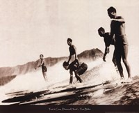 Tom & Crew, Diamond Head Fine-Art Print