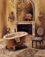 French Bath I Fine-Art Print