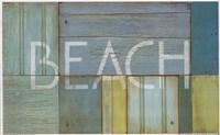 Beach Sign Fine-Art Print
