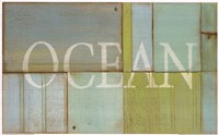 Ocean Sign Fine-Art Print