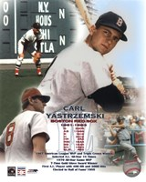 Carl Yastremski - Legends of the Game Composite Fine-Art Print