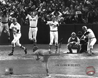 Carlton Fisk Multi Exposure Fine-Art Print