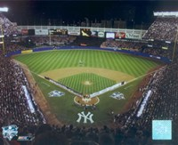 Yankee Staduim - 2000 World Series Fine-Art Print