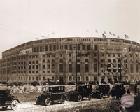 Yankee Stadium  (outside) Fine-Art Print