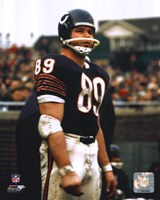 Mike Ditka - Player Fine-Art Print