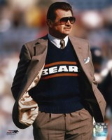 Mike Ditka - Coach Fine-Art Print