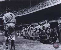 Babe Ruth - Farewell Fine-Art Print