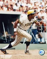 Willie Stargell - Running Fine-Art Print