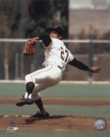 Juan Marichal - Ready to pitch Fine-Art Print