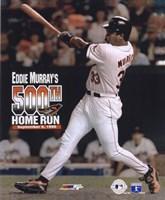 Eddie Murray - 500th Home Run Fine-Art Print