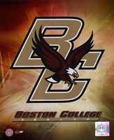 Boston College Logo Fine-Art Print