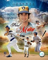 Paul Molitor-CAREER/LEGENDS COMP Fine-Art Print