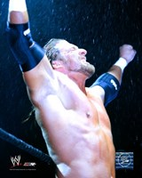 HHH #124 - Posing in front of the ropes Fine-Art Print