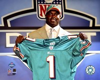 2005 - Ronnie Brown Draft Day Fine-Art Print