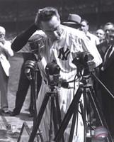 Lou Gehrig - Farewell #2 (Vertical) Fine-Art Print