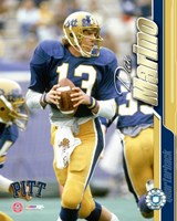 Dan Marino / University of Pittsburgh #2 Fine-Art Print