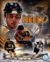 Cam Neely - Legends Composite Fine-Art Print