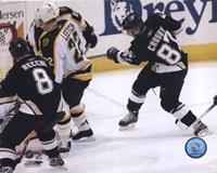 2005 - Sidney Crosby  1st Goal Fine-Art Print