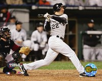 Scott Podsednik - '05 World Series Game 2 / Game Winning Home Run Fine-Art Print