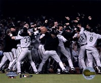2005 World Series White Sox Victory Celebration Fine-Art Print