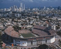 Orange Bowl - (University of Miami) Fine-Art Print