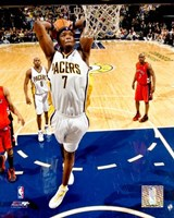 Jermaine O'Neal - '05 / '06 Action Fine-Art Print