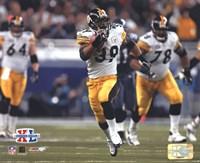 Super Bowl XL - Willie Parker / Action #6 Fine-Art Print