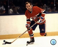 Guy Lafleur - Action Fine-Art Print