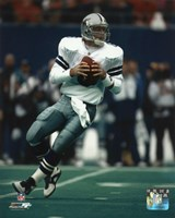 Troy Aikman - Dallas Cowboys Fine-Art Print