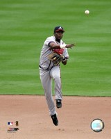 Edgar Renteria -  2006 Fielding Action Fine-Art Print