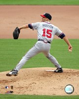 Tim Hudson 2006 Action Fine-Art Print
