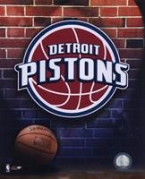 Pistons - 2006 Logo Fine-Art Print