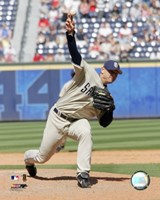 Trevor Hoffman -  2006 Pitching Action Fine-Art Print