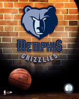 Grizzlies - 2006 Logo Fine-Art Print