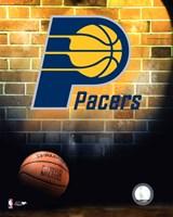 Pacers - 2006 Logo Fine-Art Print