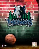Timberwolves - 2006 Logo Fine-Art Print