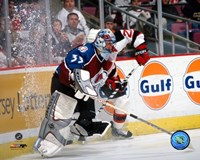 Patrick Roy - Avalanche / Action Fine-Art Print