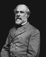 Portrait of General Robert E. Lee (#3) Fine-Art Print